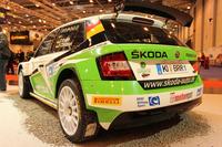Automotive Photos - Skoda Fabia Rallye