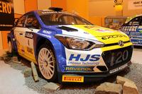 Automotive Photos - WRC Hyundai i20