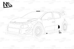 إطلاق سيارة سيتروين سي3 دبليو آر سي بلس 2017
