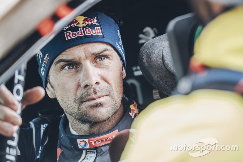 Сіріль Депре, Team Peugeot