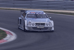 Vallelunga Mercedes Benz testing