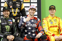 Kurt Busch, Travis Pastrana, Ryan Hunter-Reay