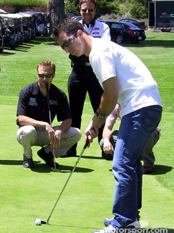 Golf tournament: Bruno Junqueira