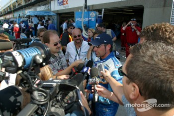 Interviews for Alex Tagliani