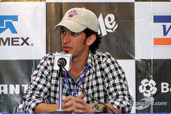 Press conference: Roberto Gonzalez