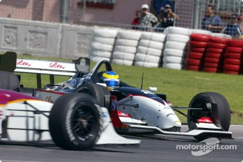 Sbastien Bourdais in trouble