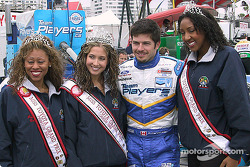 Patrick Carpentier in good company