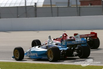Patrick Carpentier and Michel Jourdain Jr.