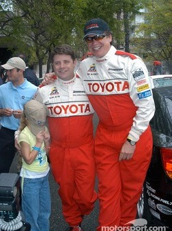 Sean Astin and Chris McDonald