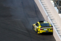 Carl Edwards, Roush Fenway Racing Ford crashes