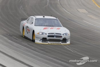 The Penske test car