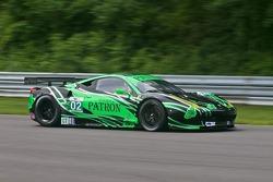 #02 Extreme Speed Motorsports Ferrari F458 Italia: Ed Brown, Guy Cosmo