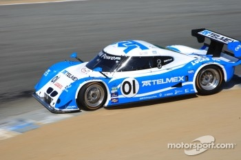#01 Scott Pruett, Memo Rojas TELMEX BMW Riley Chip Ganassi Racing with Felix Sabates