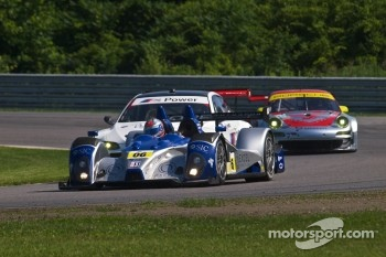 #06 CORE Autosport Oreca FLM09: Gunnar Jeannette, Ricardo Gonzalez