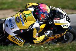 #69 Richie Morris Racing, Suzuki GSX-R600: Danny Eslick