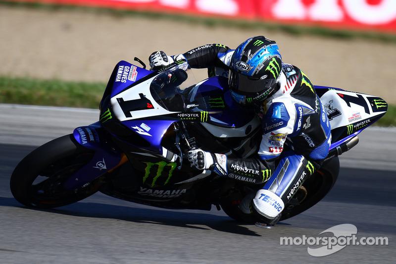 #1 Monster Energy Graves Yamaha, Yamaha R1: Josh Hayes