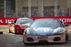 #26 Ferrari of Ft. Lauderdale Ferrari F430 Challenge: Juan Hinestrosa