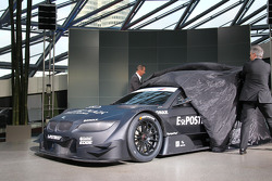BMW presents the DTM Concept Car