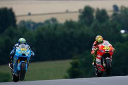 Alvaro Bautista, Rizla Suzuki MotoGP, Valentino Rossi, Ducati Team