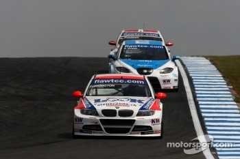Colin Turkington BMW 32 TC Wiechers-Sport