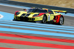 #10 Belgian Racing Ford GT: Yann Clairay, Antoine Leclerc