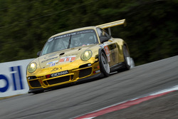Nick Ham and Chris Cumming, Porsche 911 GT3 Cup