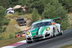 Tim Pappas and Damien Faulkner, Porsche 911 GT3 Cup