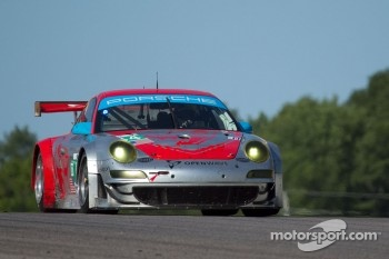 Seth Neiman and Marco Holzer, Porsche 911 GT3 RSR