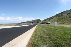 Bandimere Speedway from the top end