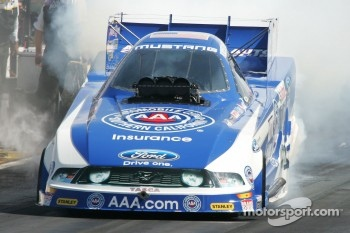 Robert Hight, Auto Club Ford Mustang