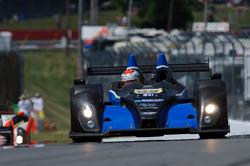 #52 PR1 Mathiasen Motorsports: David Chang, Javier Echeverria