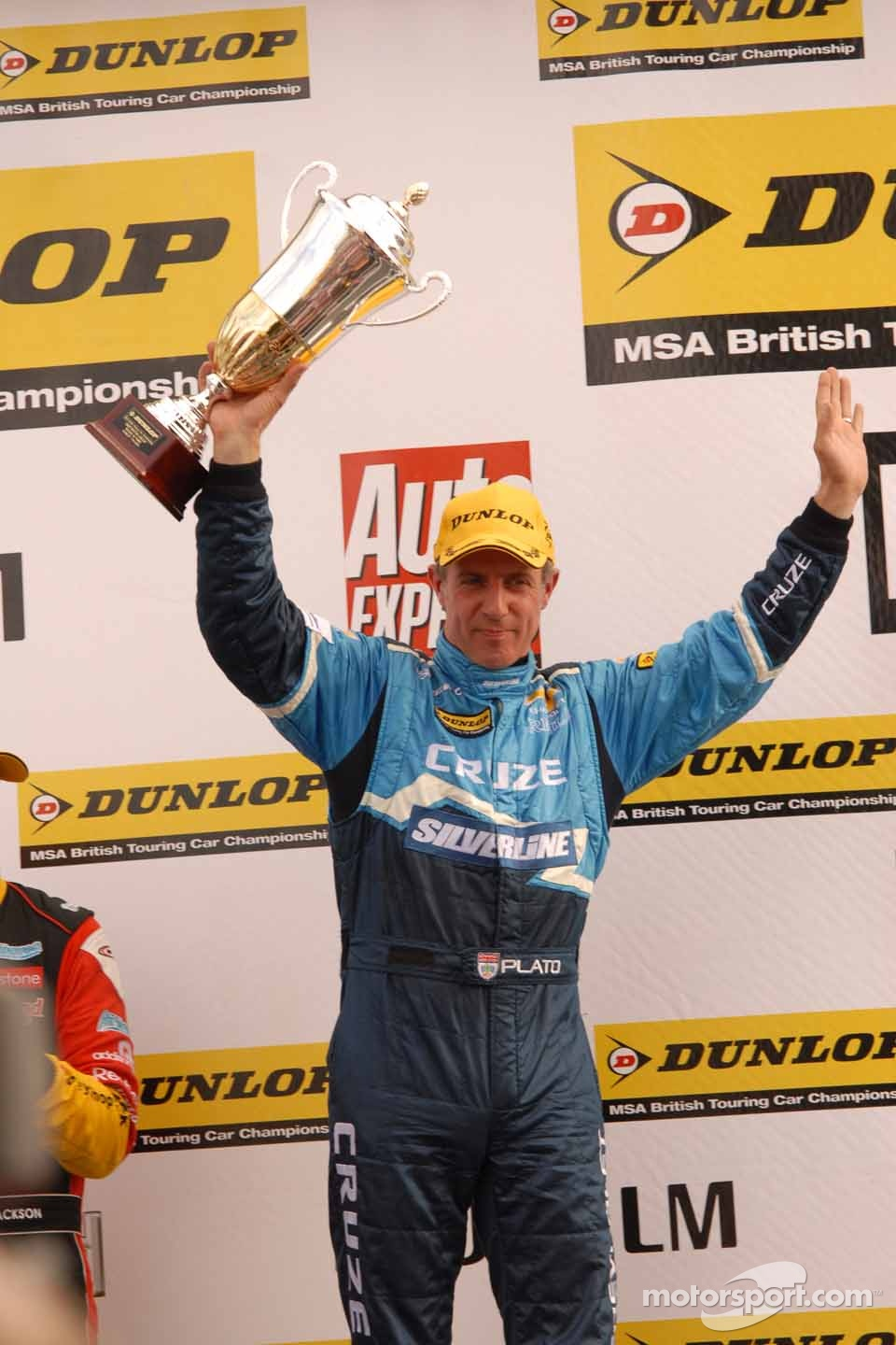 Round 18 3rd place Jason Plato