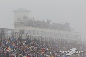 Spotter's in the fog