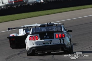 #11 TPN Racing/Blackforest Ford Mustang: David Ragan, Ricky Stenhouse Jr.