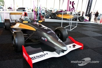 Formula Renault 2.0 on Display