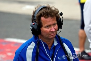 Carlin team boss Trevor Carlin