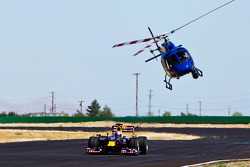Red Bull Showrun with Tom Cruise
