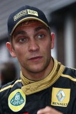 Vitaly Petrov, Lotus Renalut F1 Team