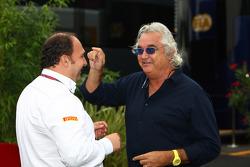 Colin Kolles, HRT F1 Team, Flavio Briatore