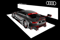 The new 2012 Audi A5 DTM
