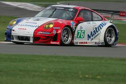 #76 IMSA Performance Matmut Porsche 911 RSR: Patrick Pilet, Wolf Henzler