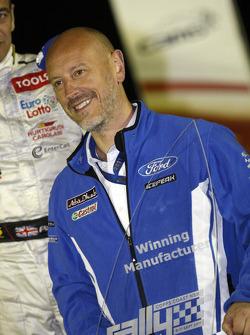 Gerard Quinn, Ford of Europe Motorsport Director