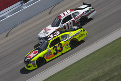 Paul Menard and Joey Logano