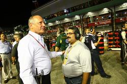Ron Dennis, McLaren, Chairman