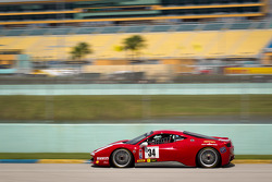 #34 Ferrari of Ft. Lauderdale Ferrari 458 Challenge: David Knobel
