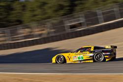 #3 Chevrolet Corvette C6 ZR1: Olivier Beretta, Tommy Milner