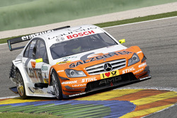 #6 Ralf Schumacher (Salzgitter AMG Mercedes / Salzgitter AMG Mercedes C-Klasse (2009))
