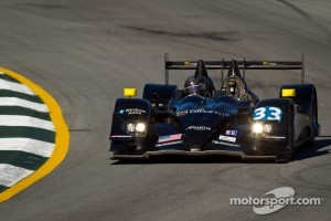 Level 5 Motorsports HPD ARX-01g: Scott Tucker, Christophe Bouchut, Joa Barbosa
