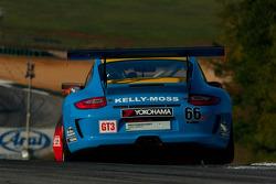 #66 Kelly Moss Motorsports Porsche 911 GT3 Cup: Rob Walton