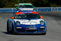 #11 TRG Porsche 911 GT3 Cup: Jim Norman